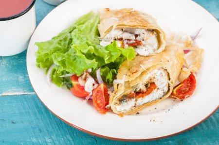 12 рецептов вкуснейшей рыбы в лаваше, запеченной в духовке