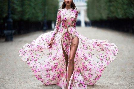 Модные вечерние платья 2021: тренды и новинки (50 фото)