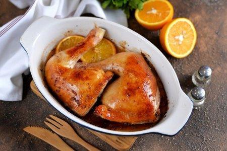 15 шикарных рецептов куриных окорочков в духовке