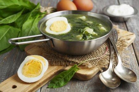 12 вкуснейших щавелевых супов, которые можно готовить все лето
