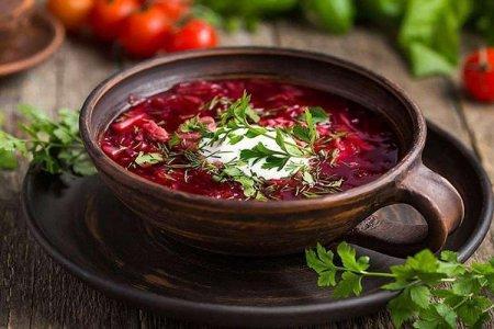 8 рецептов самого вкусного борща с квашеной капустой (пошагово)