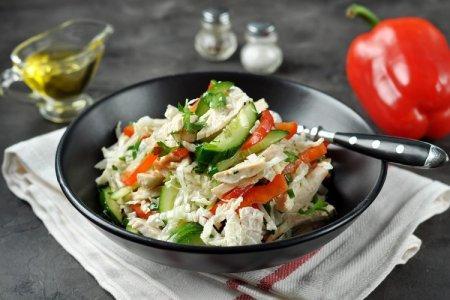 20 салатов из пекинской капусты, вкуснее которых вы еще не ели