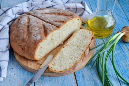 15 простых способов приготовить домашний хлеб в духовке