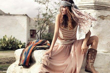 Стиль бохо в одежде: что носить, модные тренды и образы (50 фото)
