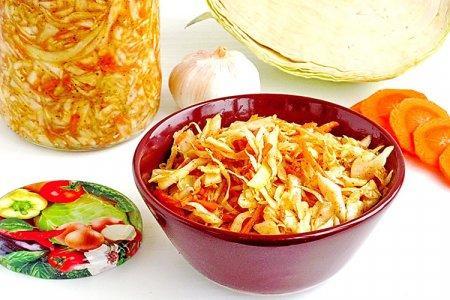 Капуста по-корейски: 12 самых вкусных рецептов