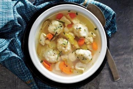 15 супов с галушками, которые придутся по вкусу каждому