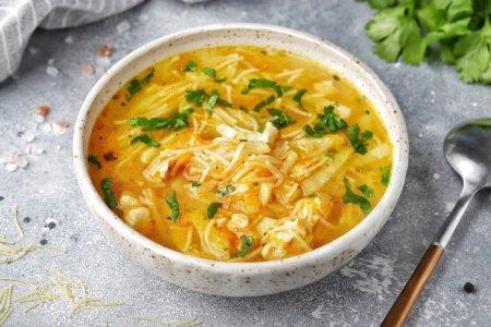 15 куриных супов с вермишелью на любой вкус