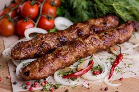 10 вкуснейших рецептов люля-кебаб на мангале