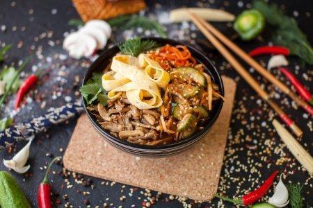 Корейская кухня: 20 самых вкусных рецептов корейских блюд
