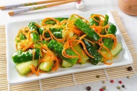 8 рецептов огурцов по-корейски, которые сможет приготовить каждый