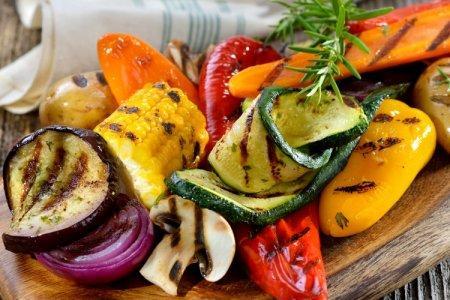 12 оригинальных рецептов овощей на гриле