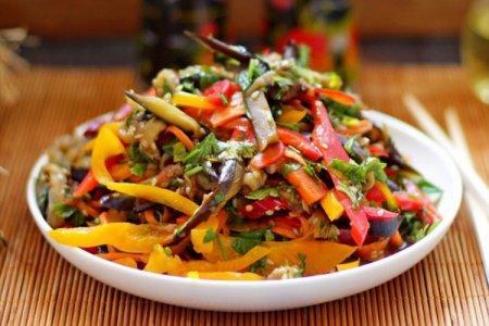 20 корейских салатов для любителей остренького