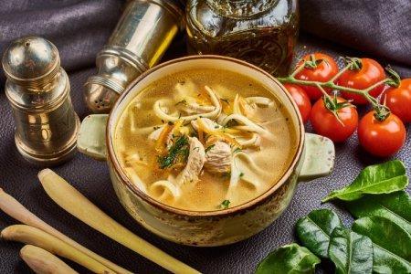 15 куриных супов с лапшой, от которых все будут в восторге