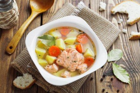 12 супов из форели, которые очень легко и быстро готовятся