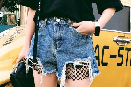 Модные женские шорты 2021: тренды и новинки (50 фото)