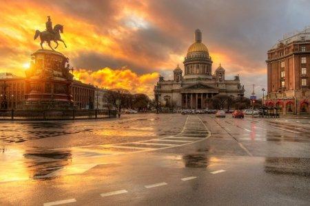 40 главных достопримечательностей Санкт-Петербурга