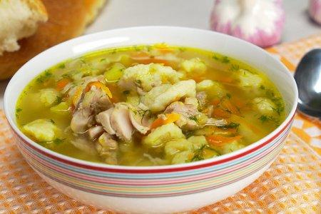 20 куриных супов с клецками, которые придутся по вкусу каждому