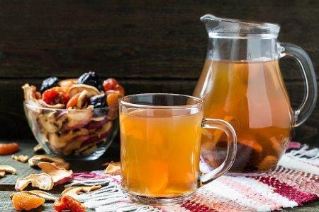 20 рецептов освежающего компота из сухофруктов