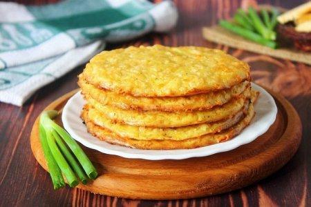 20 быстрых и вкусных сырных лепешек
