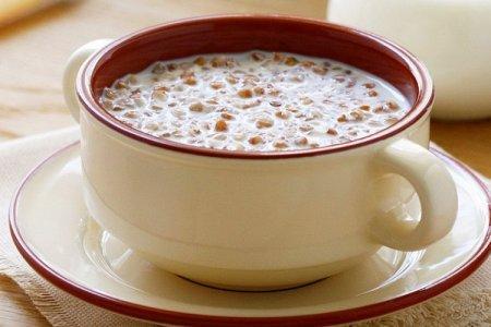 15 рецептов идеальной гречневой каши на молоке