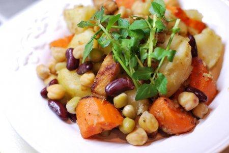 20 рецептов легкого и нежного соте из овощей