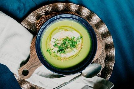 20 супов-пюре из кабачков, которые стоит приготовить сейчас
