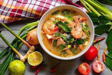15 очень вкусных рецептов супа том ям