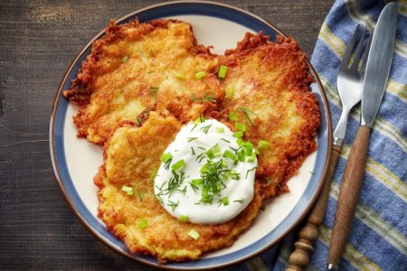 20 простых рецептов картофельных оладий