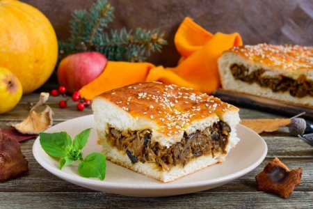 20 заливных пирогов с капустой, которые украсят любой стол