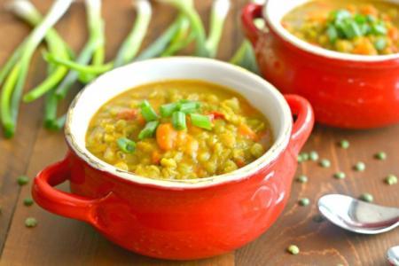 Гороховый суп: 15 простых и вкусных рецептов