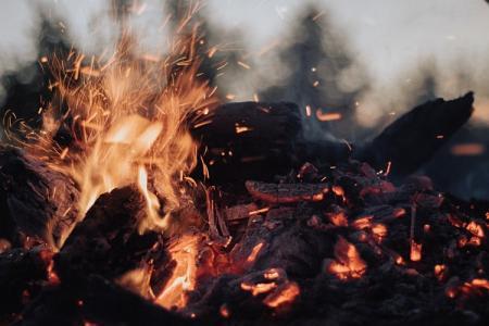 К чему снится пожар: толкование сна по соннику