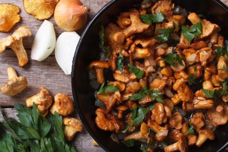 Как вкусно приготовить лисички: домашние рецепты