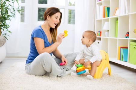 Как приучить ребенка к горшку в 1-2 года: быстро и легко