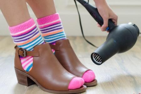 Как растянуть обувь в домашних условиях: 15 способов