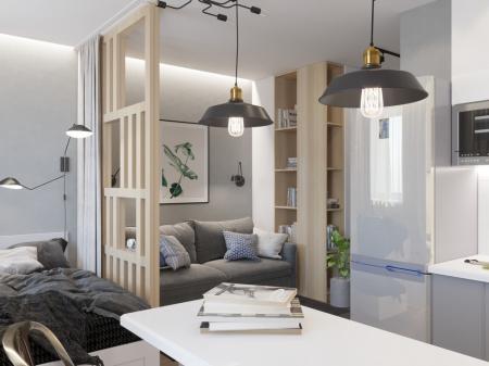 Квартира «Atmosfera», 29 кв.м.
