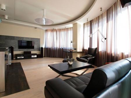 Дизайн квартиры на Карамышевской набережной