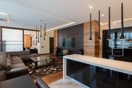 Дизайн квартиры на ул. Лесной, 140 кв.м.