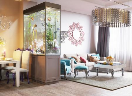 Дизайн квартиры «Переменчивое настроение»
