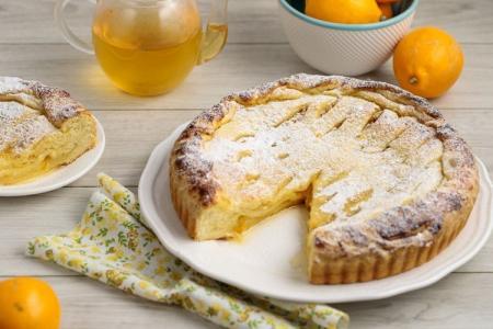 15 рецептов, как приготовить вкуснейший лимонный пирог