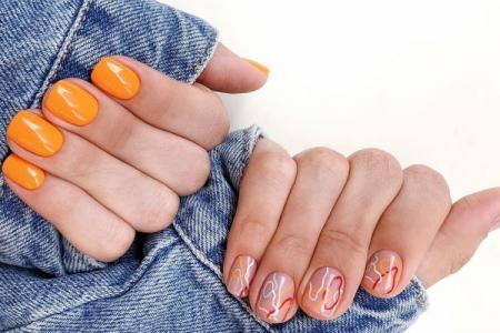 Маникюр на короткие ногти 2021: модные тенденции (80 фото)