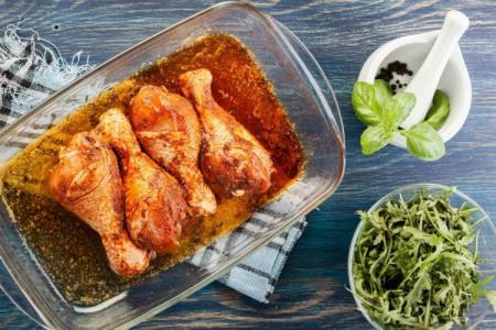 Маринад для курицы в духовке: 15 самых вкусных рецептов