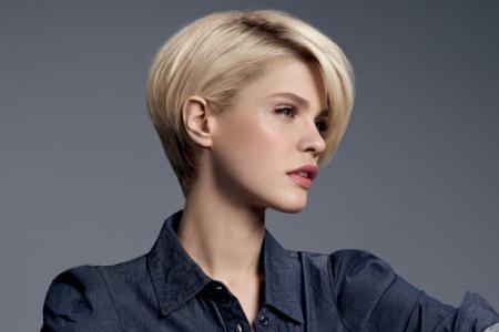 Модные женские стрижки 2020 на короткие волосы (фото)