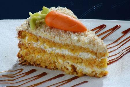 Морковный торт: 12 простых и вкусных рецептов
