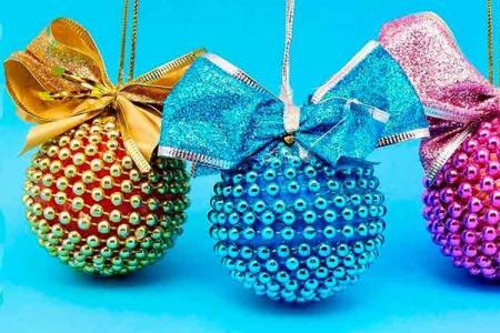 Новогодние игрушки на елку своими руками: красивые идеи (50 фото)