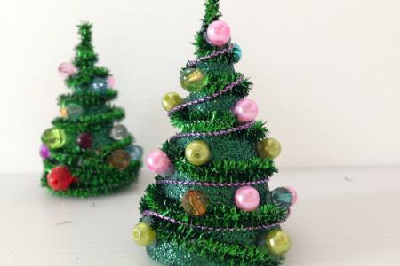 Новогодняя елка своими руками: 10 легких идей (фото)