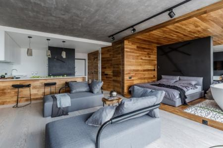 Open Loft: Квартира 55 кв.м.