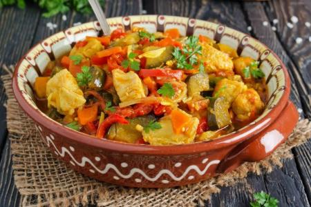 15 рецептов самого вкусного овощного рагу с мясом
