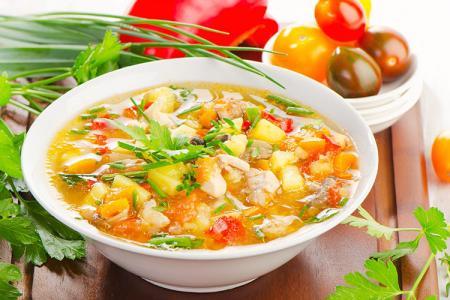 Овощной суп: 8 лучших рецептов на любой вкус (пошагово)
