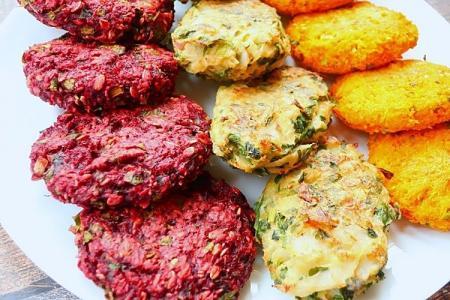 15 простых и вкусных рецептов овощных котлет