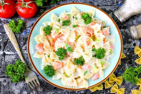 Паста с морепродуктами: 10 вкусных рецептов (пошагово)